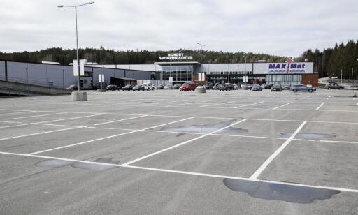 image: Fortviler: – Dette er Sveriges største kjøpesenter. Det finnes ingen kunder