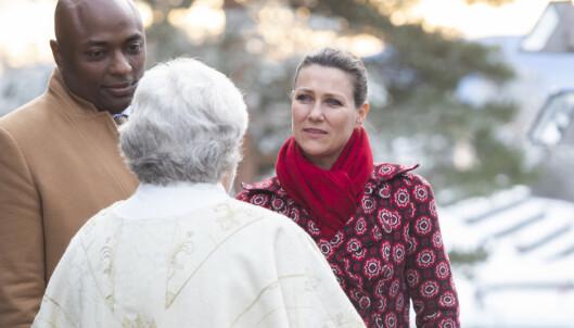 Märtha Louise: – Pressens omtale en ekstra påkjenning etter Aris død