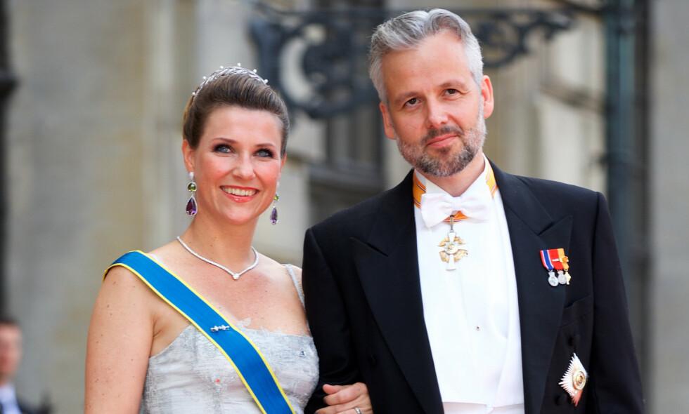 ÅPEN: Prinsesse Märtha Louise legger ikke skjul på at det siste halvåret har vært tøft. Nå snakker hun om hvordan hun mener pressen har håndtert krisen overfor henne og familien. Foto: NTB scanpix