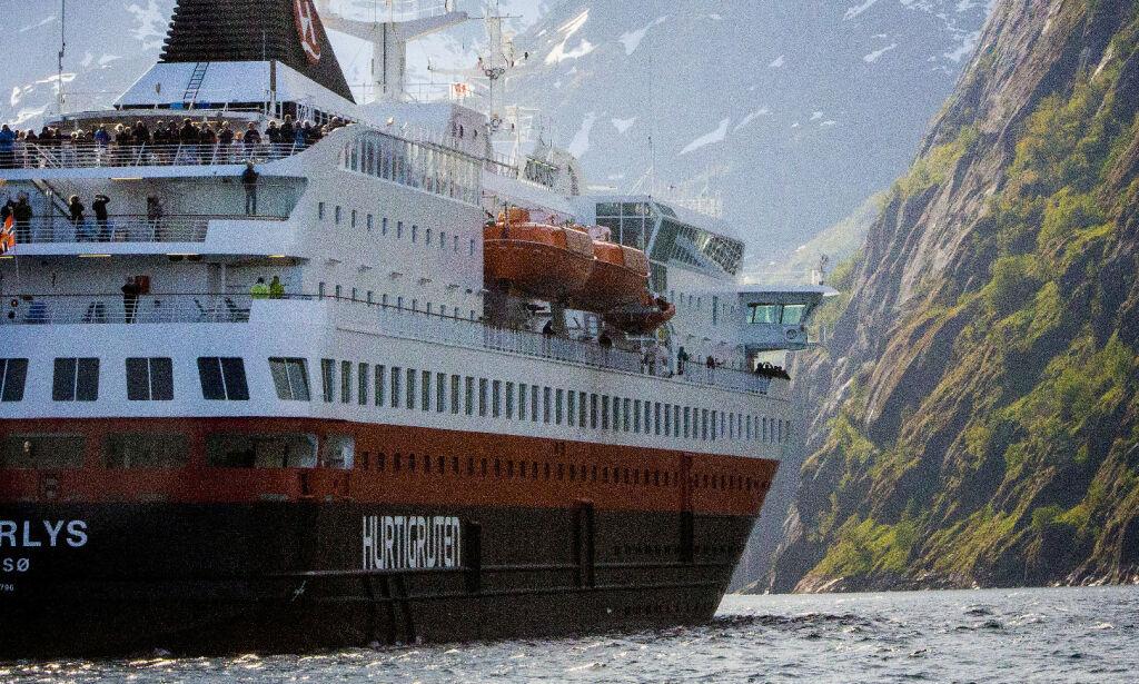 image: Turistboom bekymrer: - Kan gå fryktelig dårlig