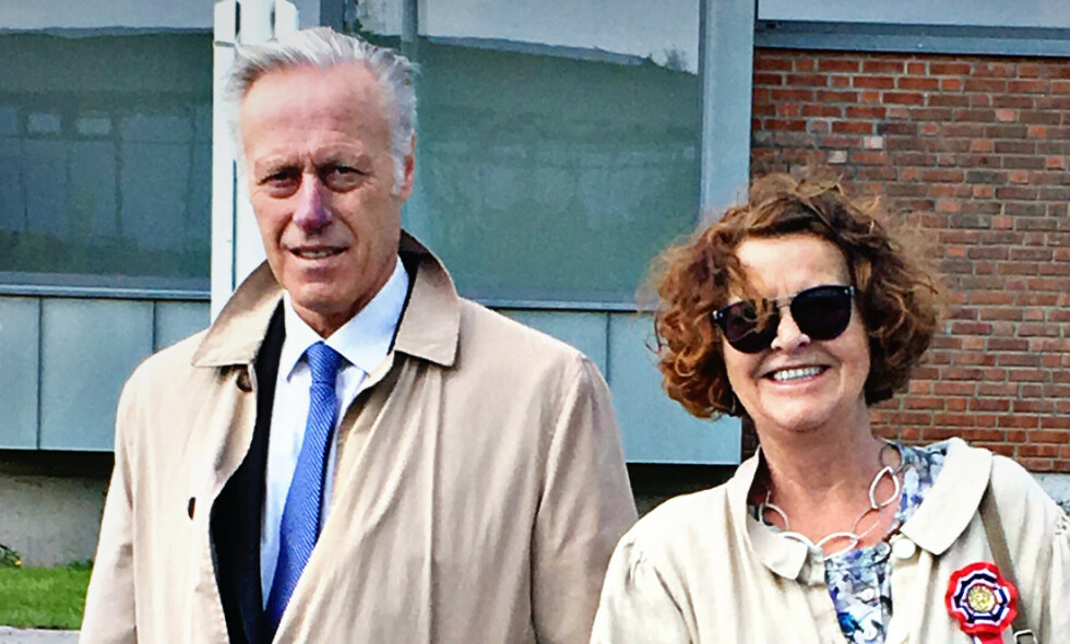 SAVNET: Anne-Elisabeth Hagen forsvant fra sitt hjem i Lørenskog 31. oktober i 2018. I april i år ble ektemannen og milliardæren Tom Hagen pågrepet og siktet for drapet på sin kone. Foto: Privat
