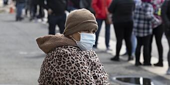 Sult truer millioner av amerikanere: - Hjerteskjærende