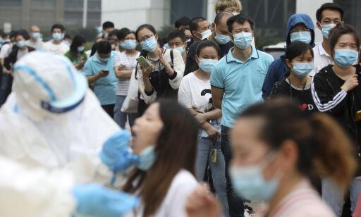 image: Kinesisk ekspert advarer om mulig ny virusbølge