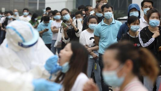 Kinesisk ekspert advarer om mulig ny virusbølge