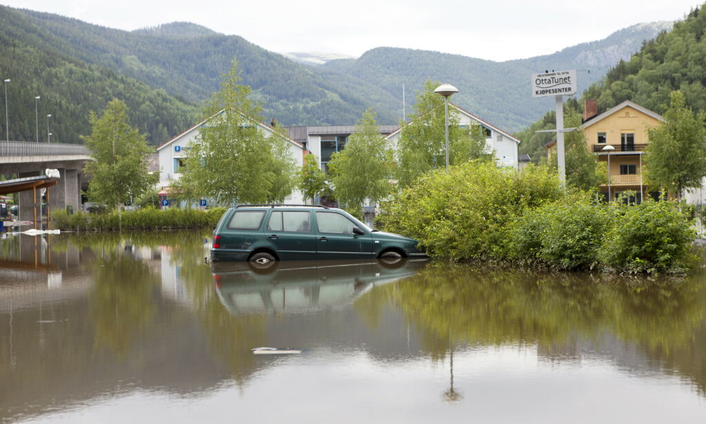 image: Forsikringsselskap tror det blir flomskader for en halv milliard