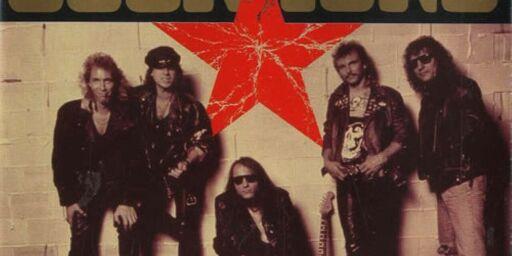 image: Scorpions-Klaus ler av CIA-teori