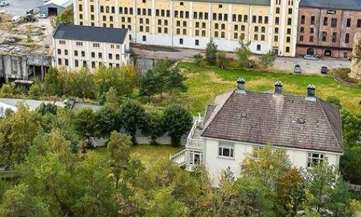 image: Mystisk villa vekker oppsikt