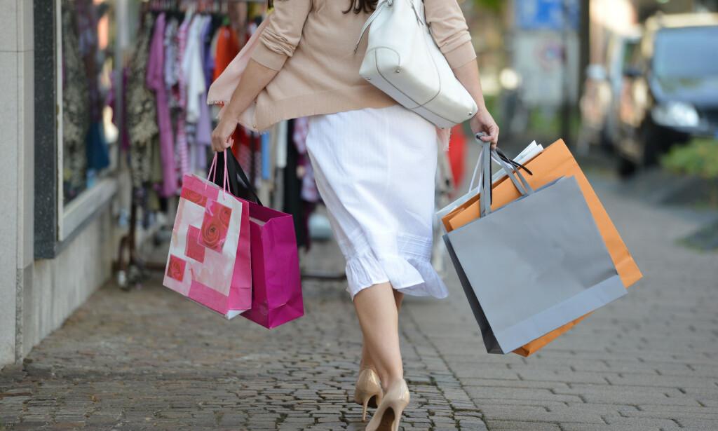 Klesbransjen har vært taperen under coronakrisen, ifølge Virke. Siden mars har 34 selskaper i klesbransjen har gått konkurs i Norge. Foto: Frank May / NTB scanpix