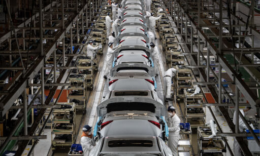 image: Grusomme tall for bilbransjen
