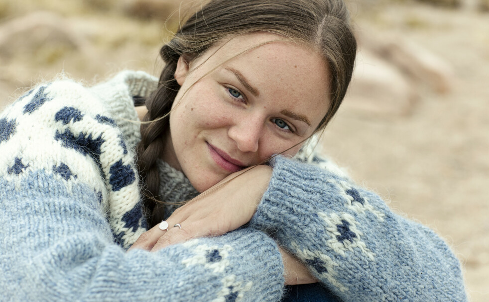 NEGATIVE TANKER OM FREMTIDEN: - Jeg var tolv år da jeg ble deprimert for første gang. All livsglede forsvant. Jeg ønsket ikke å eksistere, men hadde ikke et ønske om å ta livet mitt heller. FOTO: Astrid Waller