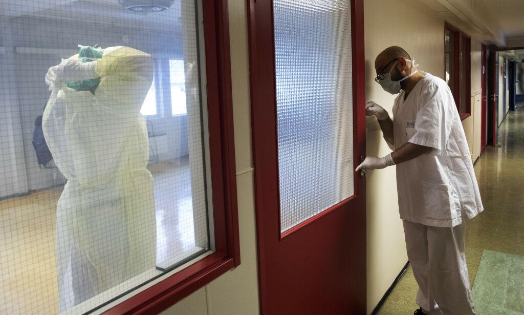 image: Norsk coronastudie: Ett symptom skiller seg ut