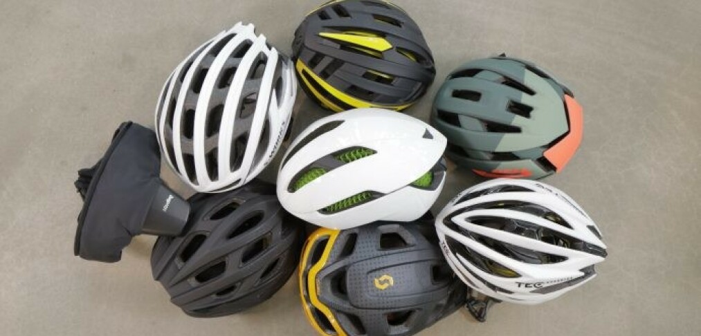 Test avslører beste sykkelhjelm