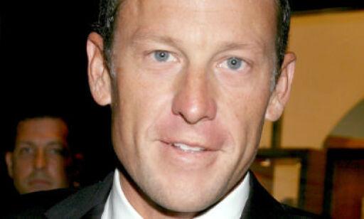 image: Armstrong: - Dopet meg tidligere