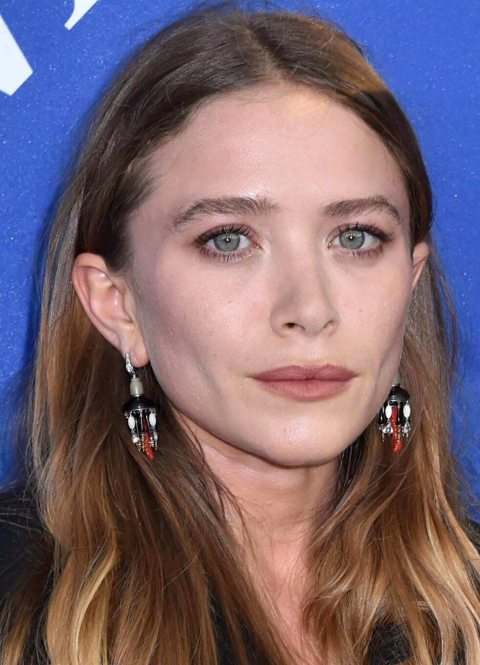 BEKYMRET: Mary-Kate Olsen har levert inn skilsmissebegjæring, men opplever humper i veien når det kommer til fordeling av eiendeler. FOTO: NTBScanpix