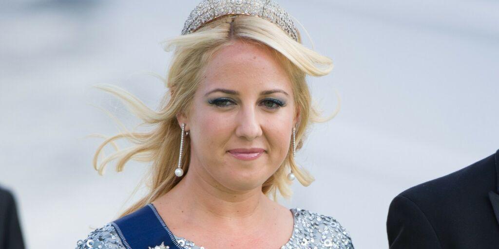image: Gresk prinsesse avlyser bryllupet