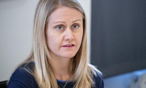 ADVARER: Astrid Bergmål leder i Virke reiseliv.  Foto: Bjørn Langsem