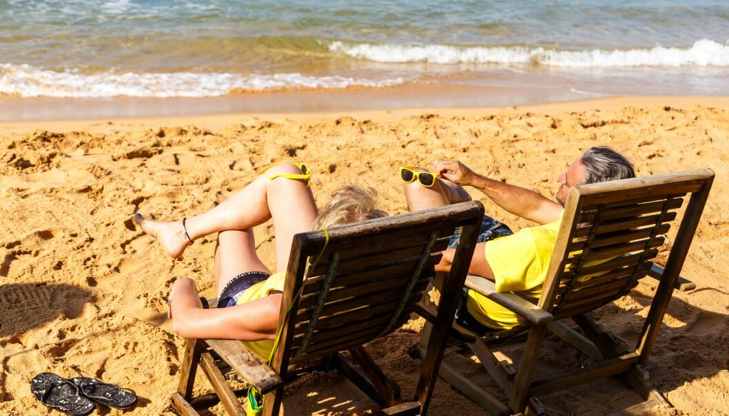 Det kan være fristende å planlegge en vintertur til varmen nå som sommeren blir annerledes. Men skal du bestille ferie nå, er det noen viktige hensyn å ta. Foto: Shutterstock/NTB Scanpix