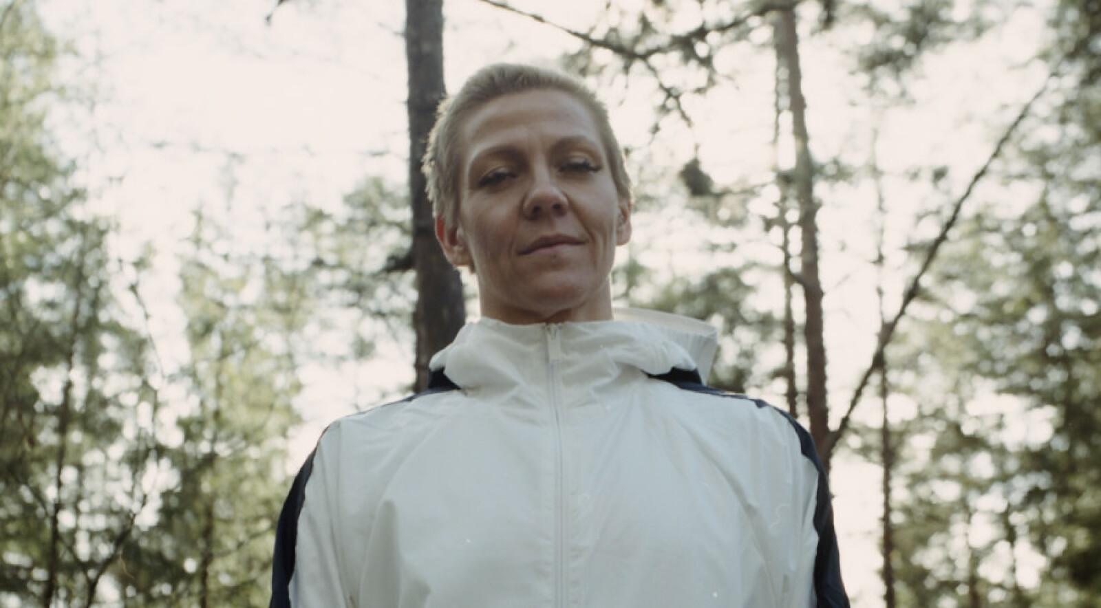 <strong>VEIEN VIDERE:</strong> For et knapt år siden fikk intensivsykepleier Monica Arntzen påvist kreft i hodet. FOTO: Adidas