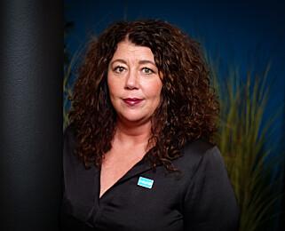 UNICEF: Forfatter og samfunnsdebattant Kristin Oudmayer. Foto: Unicef