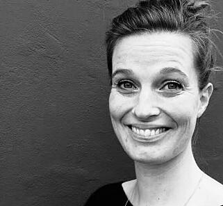 RØDE KORS: Camilla Dukefos er leder for Røde Kors sitt arbeid med barn og unge. Foto: Privat