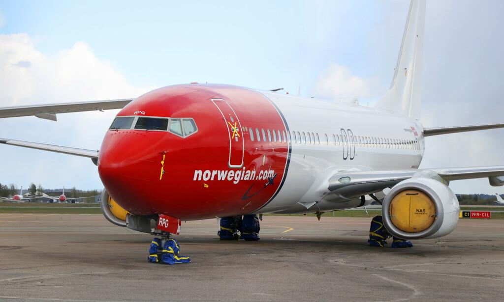 OPPFYLT KRAV: Norwegian har oppfult statens vilkår for å få kriselån, skriver de selv i en pressemelding. Foto: Ørn E. Borgen / NTB scanpix