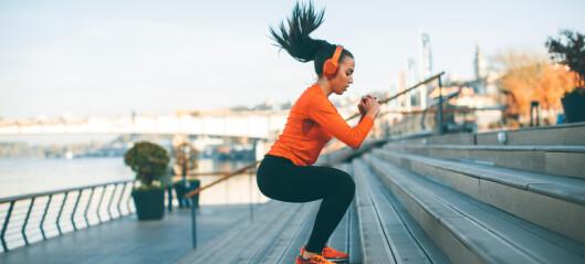 Trening etter kroppstype - har det noe for seg?