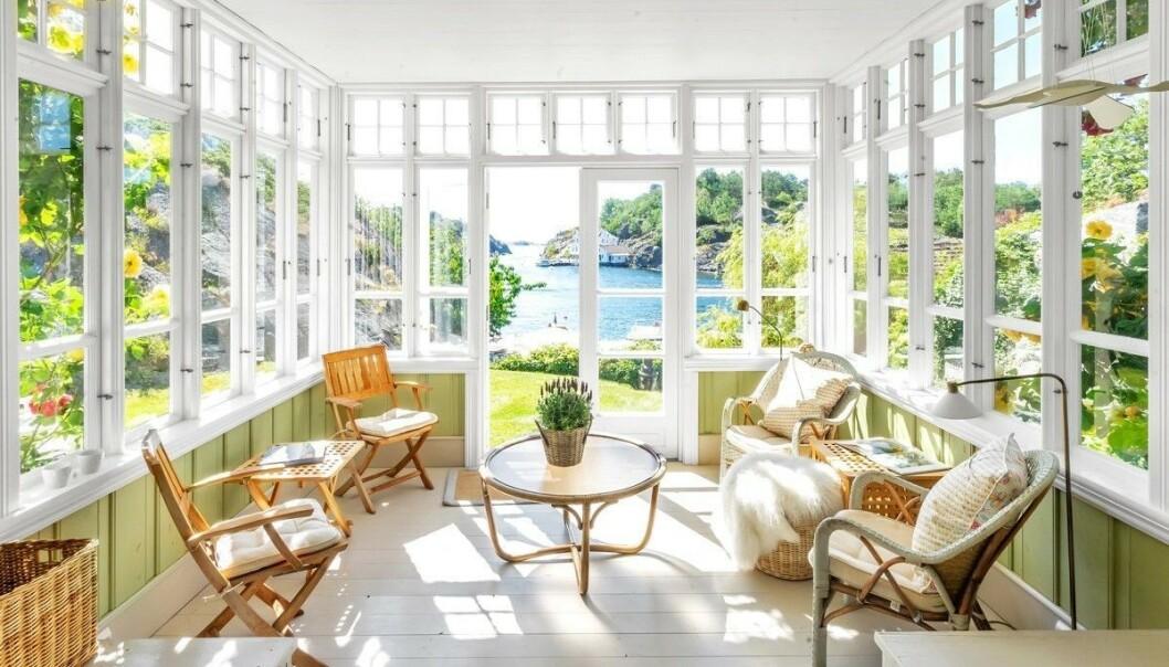 <strong>- NYTT KAPITTEL:</strong> Det er Platou-familien som eier luksushytta, som ble kjøpt i 1993. Nå skal den selges. Foto: Stein Olsen
