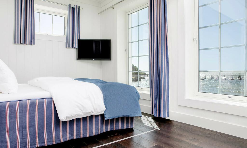 Fra USA til Norge: Hotelleierne hentet inspirasjon fra USA og tok den med til Oslofjorden. Foto: Støtvig Hotel