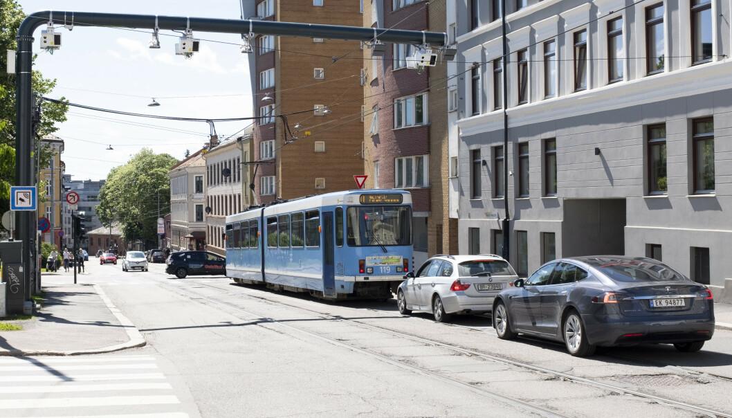 Om EU innfører momsfritak på nullutslippsbiler, kan det gi økt etterspørsel etter elbiler og dermed også høyere priser. Foto: Fredrik Hagen/NTB scanpix.