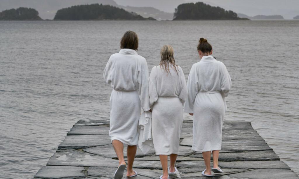 Dra til sjøs: En halvtimes kjøring utenfor Bergen ligger et av landets eldste badehotell. Foto: Solstrand Hotel & Spa