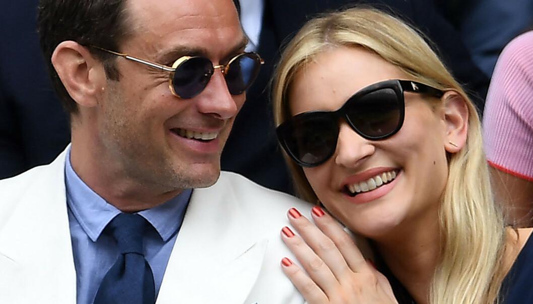 - Hollywood-stjernen venter sitt sjette barn