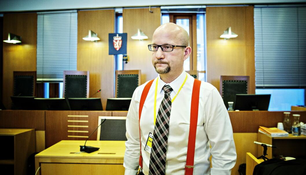 - FANTASIFULLT: Statsadvokat Geir Evanger mener lydbåndene ikke har noen betydning for straffesaken, og karakteriserer forsvarerne som fantasifulle. Foto: Nina Hansen / Dagbladet
