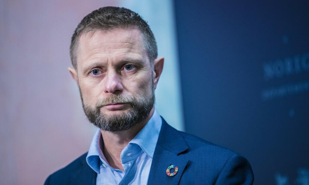 KUNNE UNNGÅTT KOSTNADER: Det mener professor Erling Moxnes ved Universitetet i Bergen. Foto: Stian Lysberg Solum / NTB Scanpix