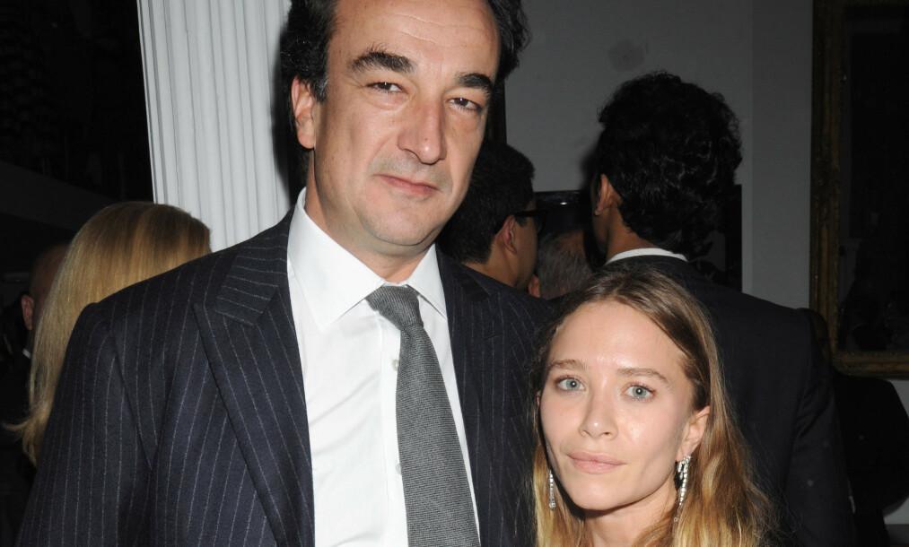 <p>SKAL SKILLES: Mary-Kate Olsen og ektemannen Olivier Sarkozy går hver til seg. Mary-Kates fokus på karrieren skal være en del av årsaken, sier en kilde til People. Foto: NTB Scanpix </p>