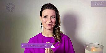 image: Ny tittelblemme for Märtha Louise