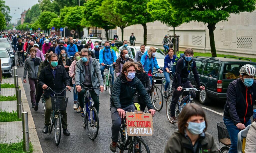 image: Avlyste pandemien - nå går alarmen