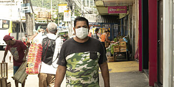 image: WHO: Sør-Amerika er det nye episenteret