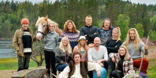 image: Dette er de nye «Farmen kjendis»-deltakerne
