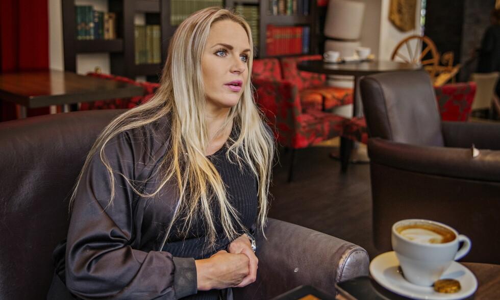 SLITER: Frida Wallberg har slitt med store helseproblemer etter en tittelkamp i boksing i 2013. - Jeg vet at jeg aldri kommer til å få et normalt liv igjen, sier hun. Foto: Jørn H. Moen / Dagbladet