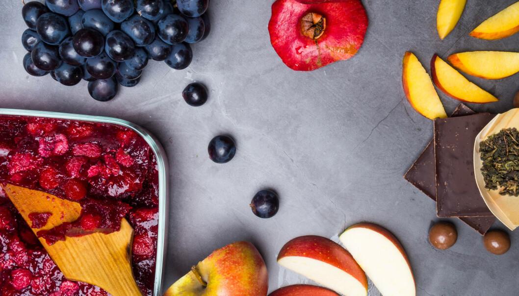 <strong>MATVARER:</strong> Det finnes ingen kurativ behandling mot demens, men forskerne mener at enkelte næringsstoffer trolig kan virke forebyggende. FOTO: Shutterstock / NTB Scanpix.