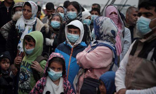 image: Mulig flertall for Moria-flyktninger
