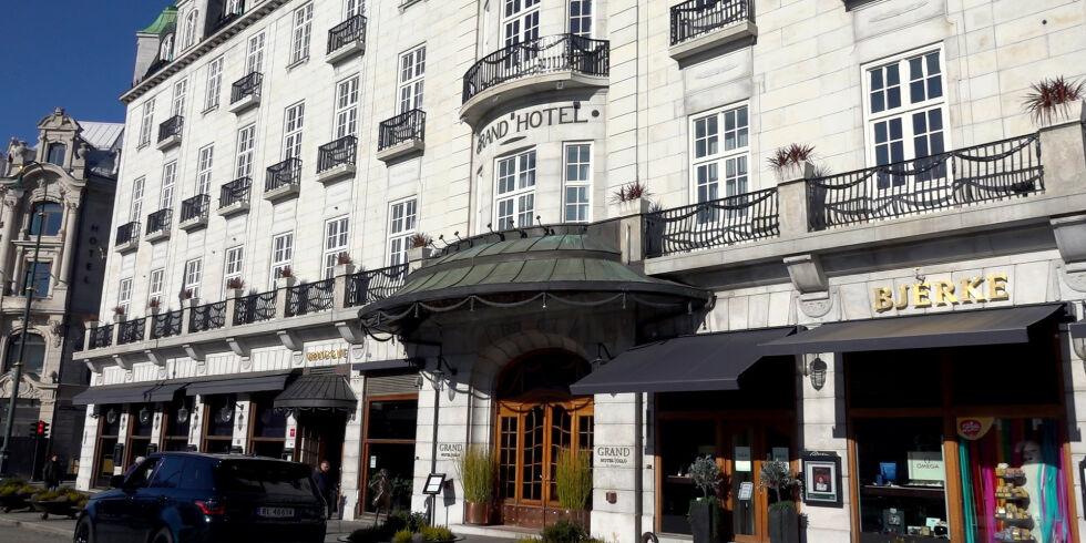 image: Storhotellene gjenåpner: - Gyllen mulighet