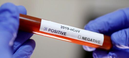Antistoff-tester:- Meningsløst dyrt