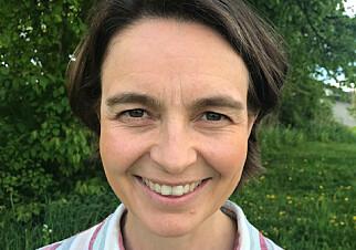 RESIRKULERT: Astrid Marie Solvang i Orkla forteller at også Fun Light vil bruke resirkulert plast.