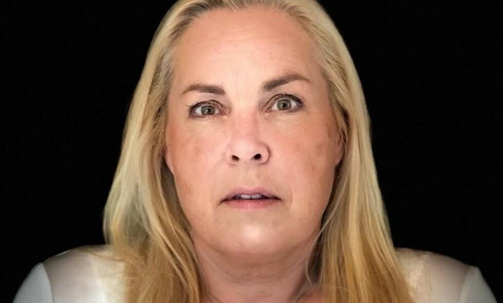 MISTET BARNA: - Jeg var i sjokk, satt hjemme, med ett dødt barn i magen og ett levende, sier Christin Rødvik-Hansen (55) fra Nesodden om tiden etter hun mistet det første barnet. Hun tror tidlig ultralyd hadde forandret skjebnen til både henne og tvillingene. Foto: Privat