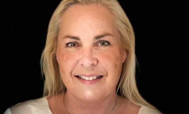 MOR: Christin Rødvik-Hansen (55) fra Nesodden er mor til fire. Foto: Privat