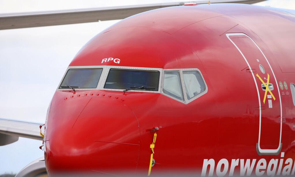 OPPTUR: Flyselskapet Norwegian har en voldsom opptur på Oslo Børs. Foto: NTB scanpix