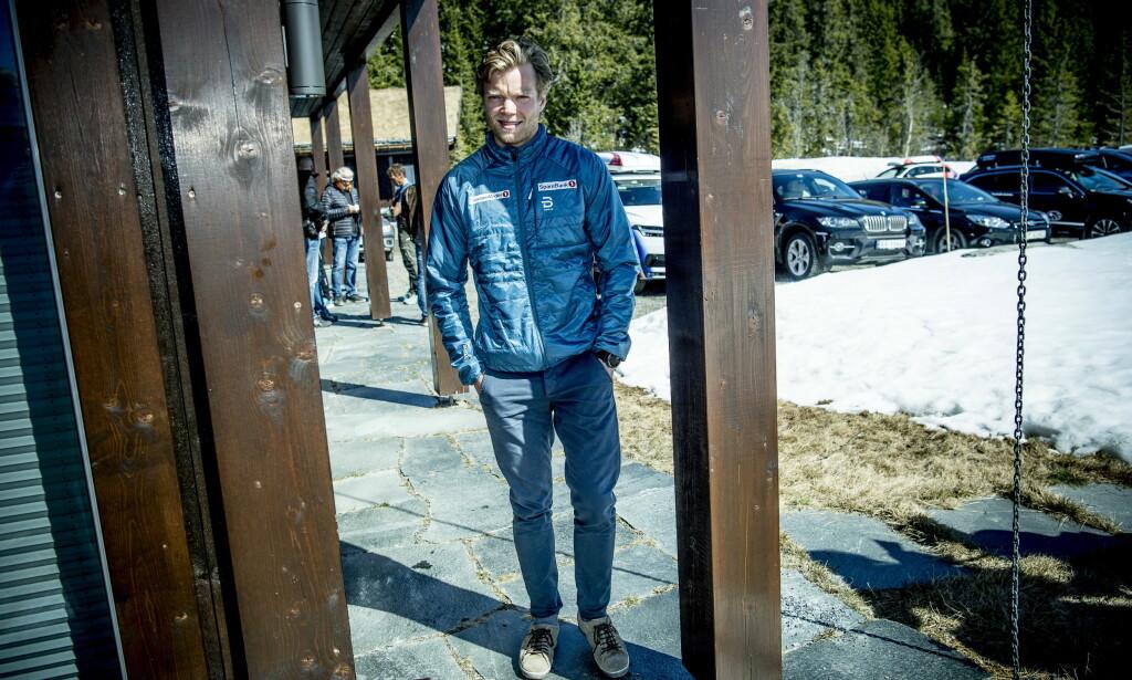 NY TID: Erik Brandsdal søker nye veier når han nå fullfører studiet Industriell økonomi. Foto: Thomas Rasmus Skaug /