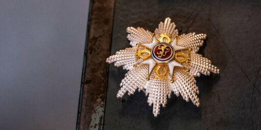 image: Denne medaljen kunne ødelagt kongehuset