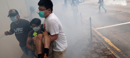 Misvisende om Hongkong
